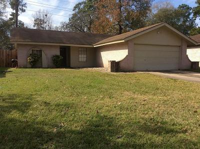 Spring Single Family Home For Sale: 23011 Naples Drive
