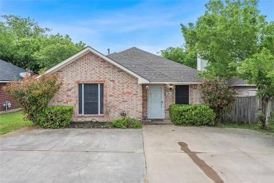 College Station Single Family Home For Sale: 817 Avenue A