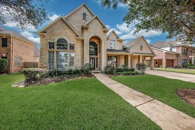 Cinco Ranch Single Family Home For Sale: 22915 Rachels Manor Drive