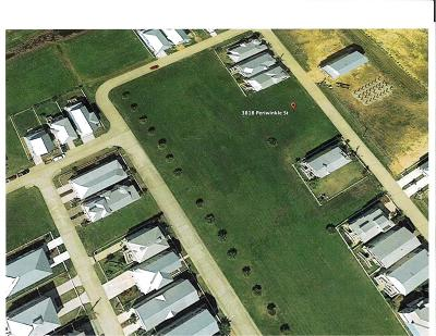 Galveston Residential Lots & Land For Sale: 3818 Periwinkle Street