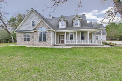 Magnolia Single Family Home For Sale: 30618 N Holly Oaks Circle