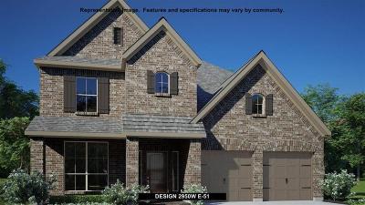 Sienna Plantation Single Family Home For Sale: 10803 Bouldin Creek