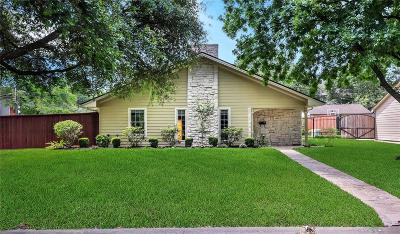 Houston Single Family Home For Sale: 1403 Curtin Street