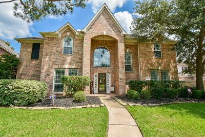 Cypress Single Family Home For Sale: 16306 Rolling View Trail