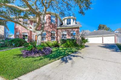 Katy Single Family Home For Sale: 402 Vander Dale Court