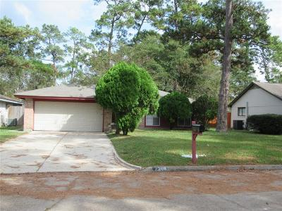 Spring Single Family Home For Sale: 23106 Cimber Lane