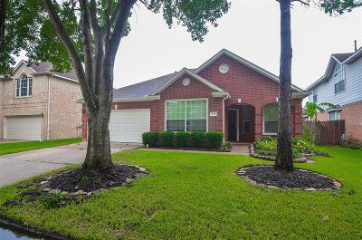 Richmond Single Family Home For Sale: 5807 Grand Saline Drive