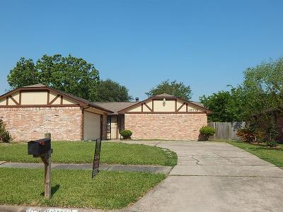 Missouri City Single Family Home For Sale: 16718 Quail Meadow Drive