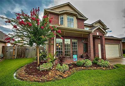Pasadena Single Family Home For Sale: 3815 Patras Drive