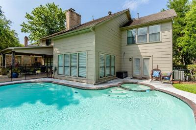 Richmond Single Family Home For Sale: 1714 Kingsmill Lane