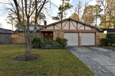 Humble Single Family Home For Sale: 3814 Wintergreen Drive