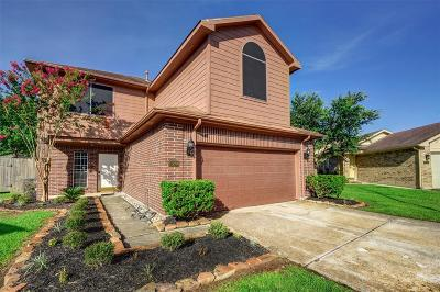 Channelview Single Family Home For Sale: 15204 Firdale Circle