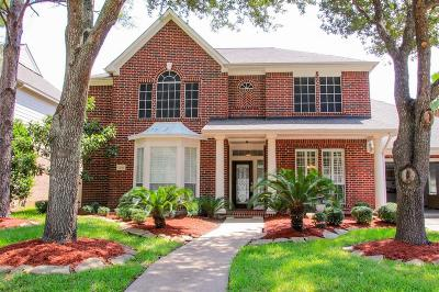 Katy Single Family Home For Sale: 2011 Briarchester Drive