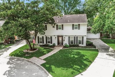 Houston Single Family Home For Sale: 607 Attingham Drive