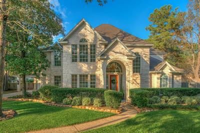 The Woodlands Single Family Home For Sale: 58 W Wedgemere Circle