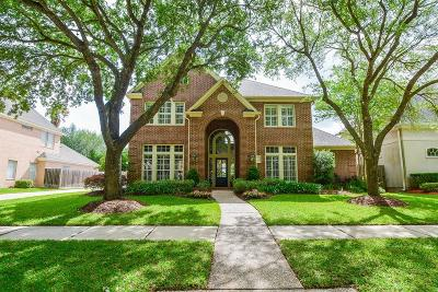 Sugar Land Single Family Home For Sale: 3315 Seminole Court
