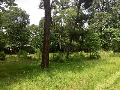 Montgomery TX Residential Lots & Land For Sale: $11,500