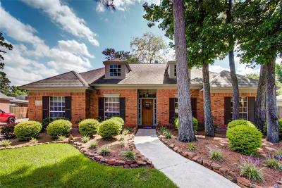 Kingwood Single Family Home For Sale: 4118 Rock Springs Drive