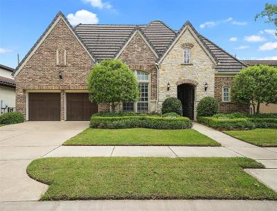 Sugar Land Single Family Home For Sale: 4406 Horizon View Circle