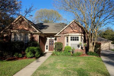 Houston Single Family Home For Sale: 2003 Valley Dale Court