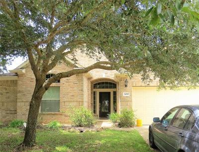Rosenberg Single Family Home For Sale: 6018 Oxford Lake Drive