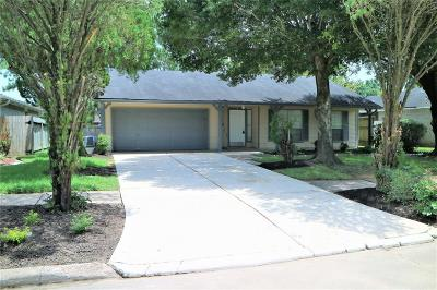 Fort Bend County Single Family Home For Sale: 15911 Cardono Lane