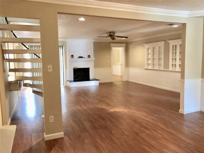 Houston Single Family Home For Sale: 6327 Lynkat Lane