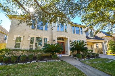 Sugar Land Single Family Home For Sale: 4015 Angel Springs Drive
