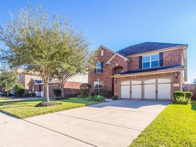 Missouri City Single Family Home For Sale: 3415 Chandler Hollow Lane