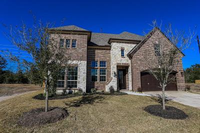 Manvel Single Family Home For Sale: 3305 Flagstone