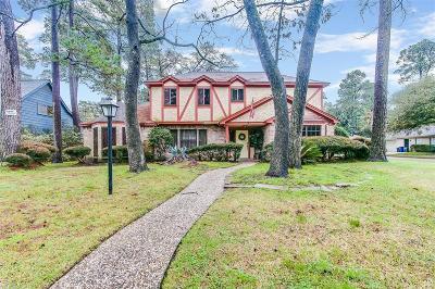 Houston Single Family Home For Sale: 727 Baltic Lane