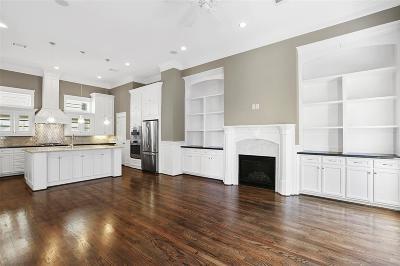 Houston Single Family Home For Sale: 609 Rutland Street #G