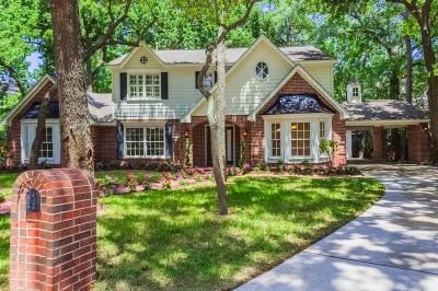 Houston Single Family Home For Sale: 602 Langwood Drive