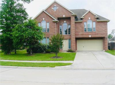 Spring Single Family Home For Sale: 3138 Red Rover Court