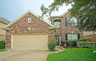 Katy TX Single Family Home For Sale: $265,000