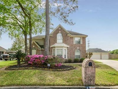 Humble Single Family Home For Sale: 6810 Wild Violet Drive