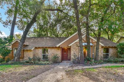 Houston Single Family Home For Sale: 10715 Bayou Glen Road
