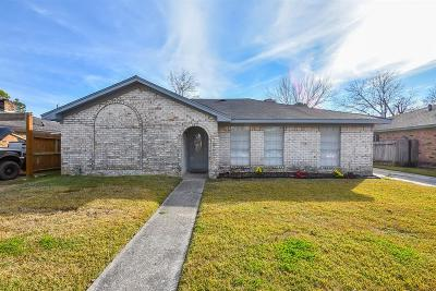 Houston Single Family Home For Sale: 12051 Sela Lane