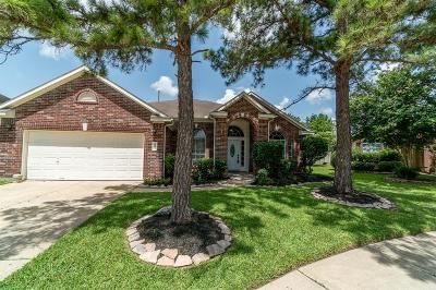 Cypress Single Family Home For Sale: 14915 Woodcypress Lane