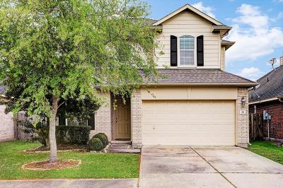 Manvel Single Family Home For Sale: 26 Signal Hill Drive