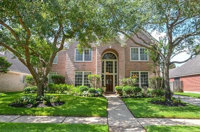 Katy Single Family Home For Sale: 23014 Lodge Meadows Drive