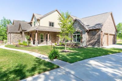 Montgomery Single Family Home For Sale: 23515 Cannondale Loop