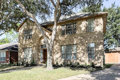 League City TX Single Family Home For Sale: $214,900