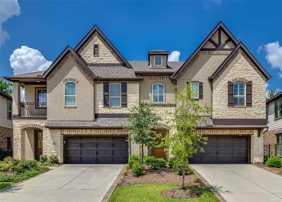 The Woodlands Condo/Townhouse For Sale: 15 Daffodil Meadow Place