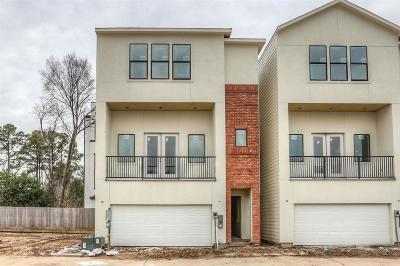 Houston Single Family Home For Sale: 3411 Kensington Yellow Place