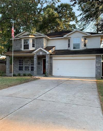 Magnolia Single Family Home For Sale: 6807 Woodland Oaks