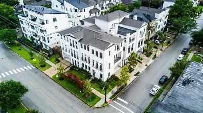 Houston Condo/Townhouse For Sale: 301 W Polk Street
