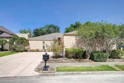 Houston Single Family Home For Sale: 14111 Stokesmount Drive