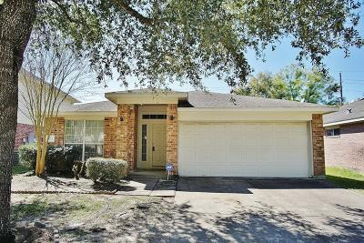 Katy Single Family Home For Sale: 3323 Amber Meadow Drive