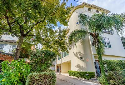Condo/Townhouse For Sale: 1514 Ridgewood Street